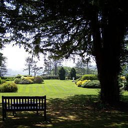 Garden Maes Manor Country House Fotos