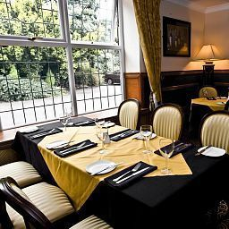 Restaurant Maes Manor Country House Fotos