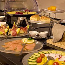 Buffet ROSS Messehotel Fotos