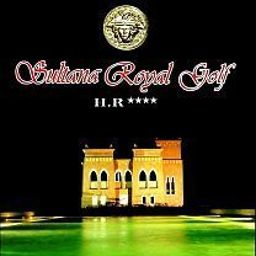 Фасад Sultana Royal Golf Chateaux et Hotels Collection Fotos