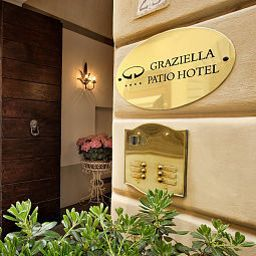 Фасад Graziella Patio Hotel Fotos