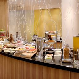 Buffet Radisson Blu Airport Fotos