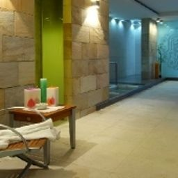 Area wellness Grand Hotel Terme Fotos