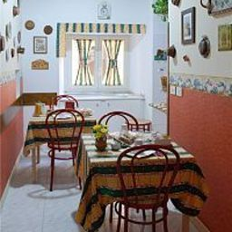 Cocina Capricci Romani Bed & Breakfast Fotos