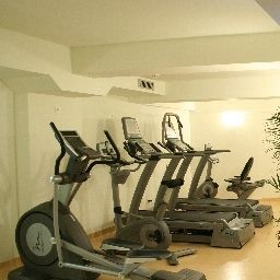 Fitness room Golden Tulip Ana Tower Fotos