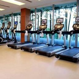 Wellness/Fitness Mexico City Marriott Reforma Hotel Fotos