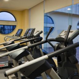 Sala spa/fitness Holiday Inn Express MEXICO SANTA FE Fotos