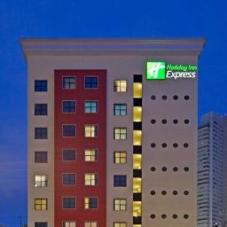 Vista exterior Holiday Inn Express MEXICO SANTA FE Fotos