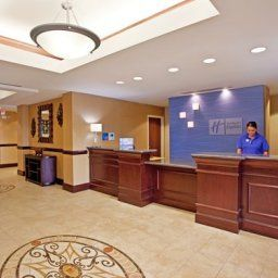 Hall Holiday Inn Express Hotel & Suites DAYTON SOUTH FRANKLIN Fotos