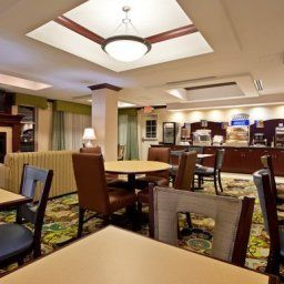 Restaurant Holiday Inn Express Hotel & Suites DAYTON SOUTH FRANKLIN Fotos