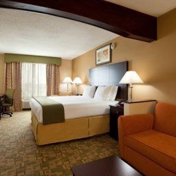 Suite Holiday Inn Express Hotel & Suites DAYTON SOUTH FRANKLIN Fotos