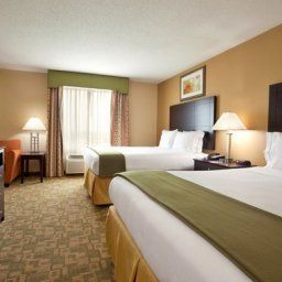 Room Holiday Inn Express Hotel & Suites DAYTON SOUTH FRANKLIN Fotos