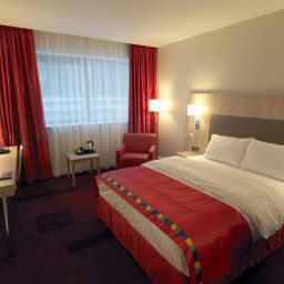 Room Park Inn By Radisson Belfast Fotos