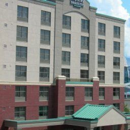 Vista esterna ON  Niagara Falls Country Inn & Suites By Carlson Fotos