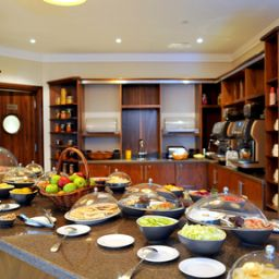 Restaurant Staybridge Suites CAIRO - CITYSTARS Fotos