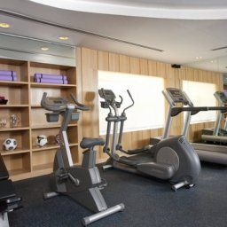 Fitness room Holiday Inn Resort BARUNA BALI Fotos
