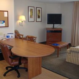 Suite Candlewood Suites HOUSTON MEDICAL CENTER Fotos