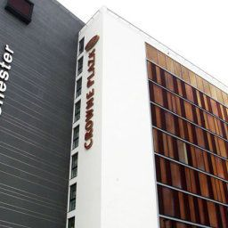 Vista exterior Crowne Plaza MANCHESTER CITY CENTRE Fotos