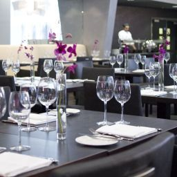 Restaurante Crowne Plaza MANCHESTER CITY CENTRE Fotos