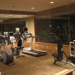 Sala spa/fitness Holiday Inn L.I. CITY-MANHATTAN VIEW Fotos