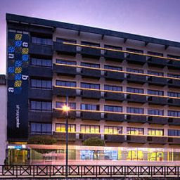 Exterior view Aquahotel Fotos
