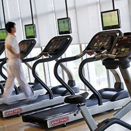 Wellness/Fitness Pullman Beijing West Wanda Fotos