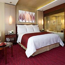 Room Beijing Marriott Hotel Northeast Fotos