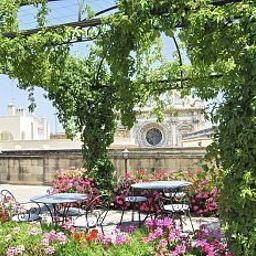 Terrasse Patria Palace Lecce - MGallery Collection Fotos