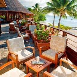 Bar Hilton Moorea Lagoon Resort and Spa Fotos