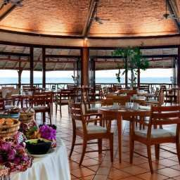 Restaurant Hilton Moorea Lagoon Resort and Spa Fotos