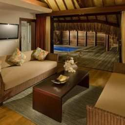 Suite Hilton Moorea Lagoon Resort and Spa Fotos