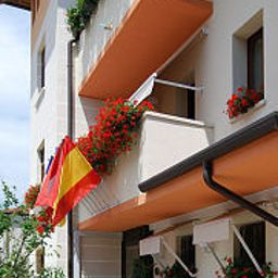 Exterior view Small Hotel Royal Fotos