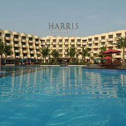 Pool HARRIS Resort Waterfront - Batam Fotos