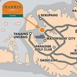 HARRIS Resort Waterfront - Batam Fotos