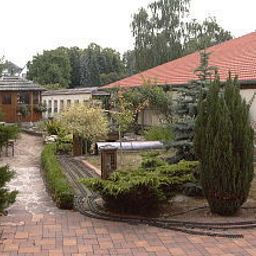 Jardín Rähnitz Pension Fotos