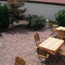 Terraza Rähnitz Pension Fotos