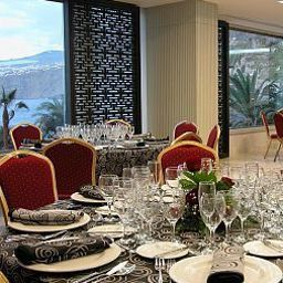 Sala de banquetes Beatriz Atlantis & Spa Fotos