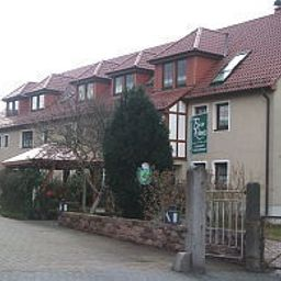 Vista exterior Rähnitz Pension Fotos