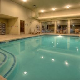 Pool Holiday Inn Express Hotel & Suites ALBUQUERQUE HISTORIC OLD TOWN Fotos