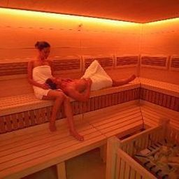 Wellness area Posthotel Thaller Fotos
