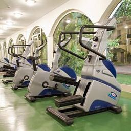 Fitness room Sighientu Life Hotel & Spa Fotos