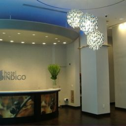 Halle Hotel Indigo NEW YORK CITY - CHELSEA Fotos