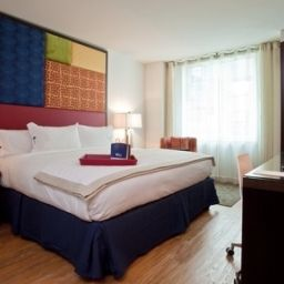 Zimmer Hotel Indigo NEW YORK CITY - CHELSEA Fotos