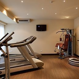 Fitness room Base Hotel to Work Fotos