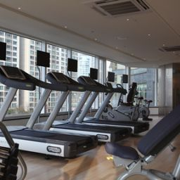 Wellness/Fitness Lotte City Hotel Mapo Fotos
