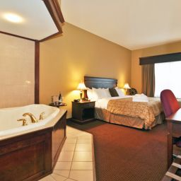 Suite BEST WESTERN PLUS Fredericton Hotel & Suites Fotos