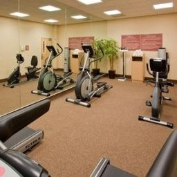 Wellness/Fitness Holiday Inn Express SALTILLO ZONA AEROPUERTO Fotos
