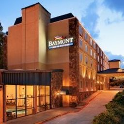 Exterior view Baymont Inn and Suites Branson - On the Strip Fotos