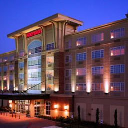 Exterior view Sheraton Houston West Hotel Fotos