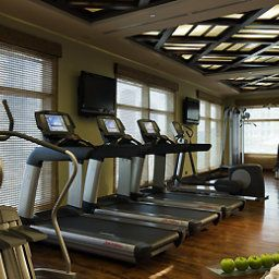 Wellness/fitness area Sofitel Dubai Jumeirah Beach Fotos